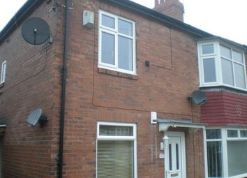 Thumbnail 2 bed flat to rent in Angerton Gardens, Fenham, Newcastle