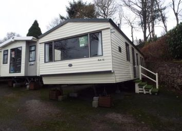 Thumbnail Property for sale in Woodlands Hall Caravan Park, Llanfwrog, Ruthin, Denbighshire