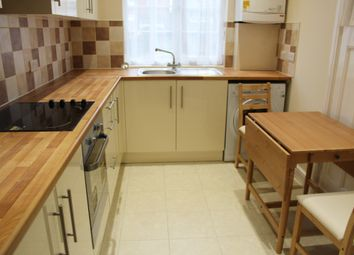 Thumbnail 3 bed flat to rent in Palmers Road, London