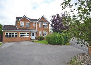 Thumbnail 5 bedroom detached house for sale in Lawns Court, Carr Gate, Wakefield