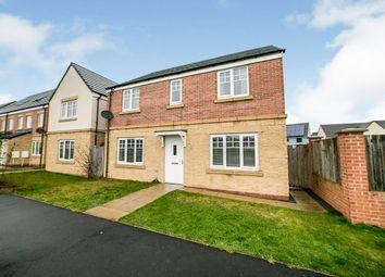 Thumbnail 4 bed detached house for sale in Klondyke Walk, Blaydon-On-Tyne