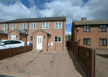 Thumbnail 3 bed semi-detached house to rent in John Street, Brimington, Chesterfield