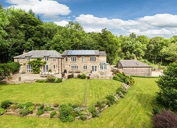 Thumbnail 6 bed detached house for sale in Dipton Mill Cottage, Dipton Mill Road, Hexham, Northumberland