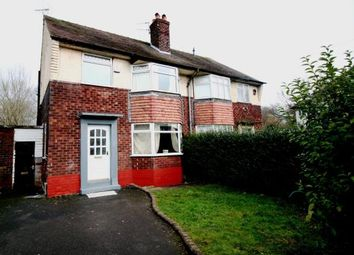 Thumbnail 3 bed semi-detached house for sale in Dorset Avenue, Cheadle Hulme, Cheadle, Greater Manchester
