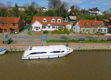 Thumbnail 5 bed detached house for sale in Riverside, Reedham