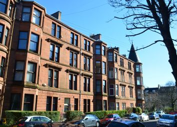 Thumbnail 3 bed flat for sale in Lyndhurst Gardens, Glasgow