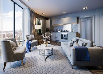 Thumbnail 1 bed flat for sale in Tower Apartments, Greenland Street, Liverpool