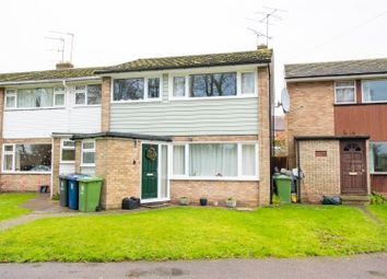 3 bed end terrace house for sale in Finchams Close, Linton, Cambridge CB21