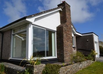 Thumbnail 3 bed detached bungalow to rent in 29 Allen Vale, Liskeard