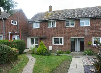 Thumbnail 3 bed semi-detached house for sale in Radipole Lane, Weymouth