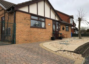 Thumbnail 3 bed detached bungalow for sale in Woolmer Close, Gorse Covert, Birchwood, Warrington