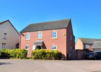 Thumbnail 4 bedroom detached house for sale in Marham Drive Kingsway, Quedgeley, Gloucester