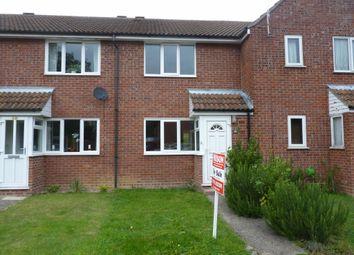 Thumbnail 2 bedroom terraced house to rent in Herolf Way, Harleston, Norfolk