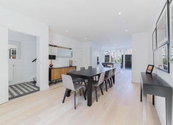 Thumbnail 4 bedroom flat for sale in Royal Wharf, Townhouse, London
