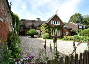Thumbnail 4 bed semi-detached house for sale in Alresford Road, Preston Candover, Hampshire