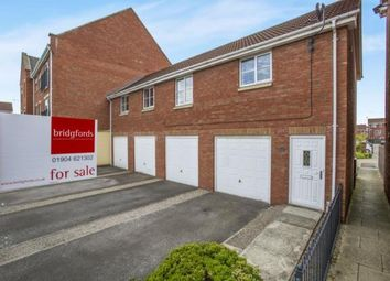 Thumbnail 2 bed flat for sale in Coningham Avenue, York, North Yorkshire