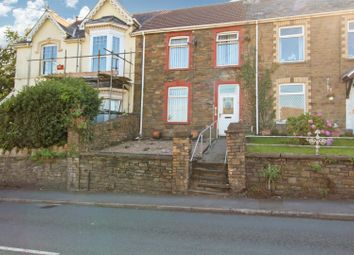 Thumbnail 3 bed terraced house for sale in Fforest Road, Pontarddulais, Swansea