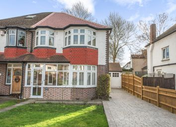 Thumbnail 4 bed semi-detached house for sale in Sidcup Road, New Eltham
