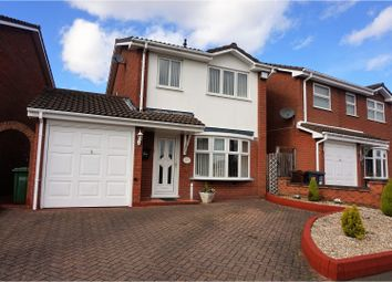 Thumbnail 3 bed detached house for sale in Beechcroft Road, Birmingham