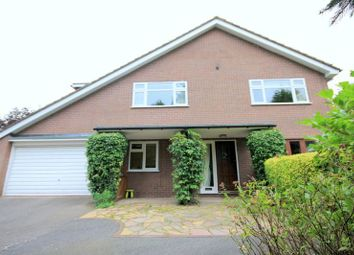 Thumbnail 5 bed detached house for sale in Vanity Lane, Oulton, Stone