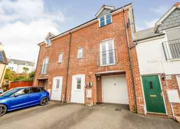 Thumbnail 3 bed terraced house for sale in Kingfisher Way, Plymstock, Plymouth