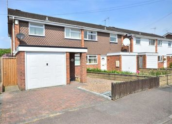 Thumbnail 3 bed semi-detached house for sale in Marlborough Crescent, Gloucester