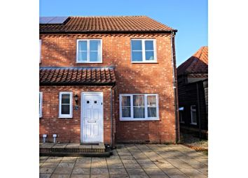 Thumbnail 3 bed end terrace house for sale in Steeple View, Swaffham