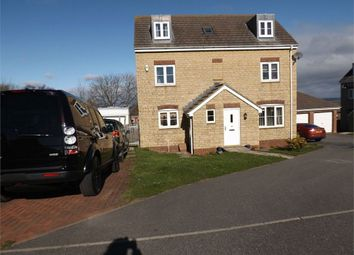 Thumbnail 5 bed detached house for sale in Lily Gardens, Dipton, Stanley, Durham