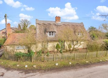 Thumbnail 3 bedroom detached house for sale in Great Henny, Sudbury, Suffolk