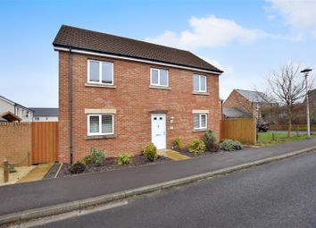 Thumbnail 4 bed detached house for sale in Kingfisher Road, Portishead, Bristol