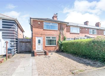 Thumbnail 3 bed end terrace house for sale in Mapleton Road, Birmingham, West Midlands