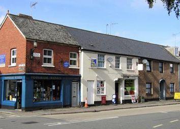 Thumbnail Retail premises for sale in Topsham Stores, 37 High Street, Exeter, Devon