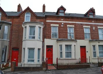 Thumbnail 6 bed town house to rent in 54, Agincourt Avenue, Belfast