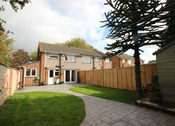 Thumbnail 3 bed semi-detached house to rent in Ormsley Close, Little Stoke, Bristol, South Gloucestershire