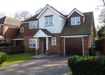Thumbnail 4 bed detached house to rent in Canterbury Gardens, Farnborough, Hampshire