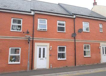 Thumbnail 2 bed terraced house to rent in Barrington Street, Tiverton, Devon