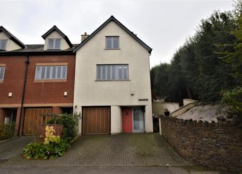 Thumbnail 4 bed end terrace house for sale in Wynfrith Mews, Landscore, Crediton, Devon