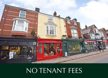 Thumbnail 4 bed flat to rent in Magdalen Road, St. Leonards, Exeter