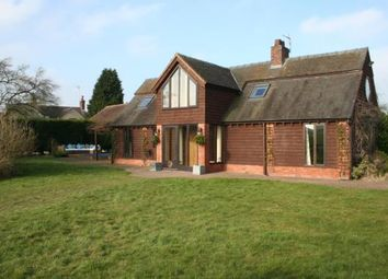 Thumbnail 3 bedroom barn conversion for sale in Marston, Stafford