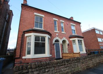Thumbnail 5 bed semi-detached house to rent in North Road, West Bridgford, Nottingham