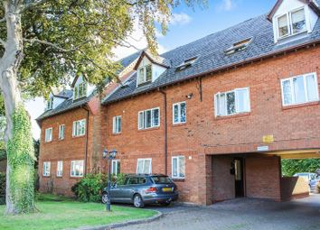 Thumbnail 2 bed flat for sale in Sherwood Avenue, Peterborough