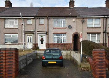 Thumbnail 3 bed terraced house for sale in Wordsworth Avenue, Sheffield, South Yorkshire