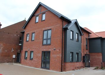 Thumbnail 2 bed flat to rent in Fornham Road, Bury St. Edmunds