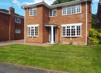 Thumbnail 4 bed detached house to rent in Tattersall Close, Wokingham
