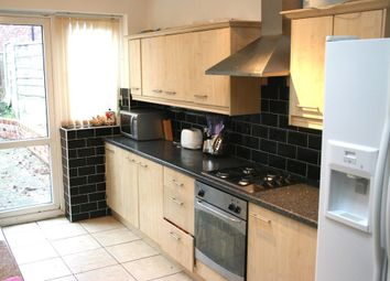 Thumbnail 6 bed semi-detached house to rent in Lindleywood Road, Fallowfield, Manchester