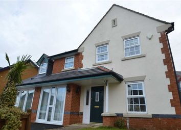 Thumbnail 4 bed detached house to rent in Bluebell Way, Huncoat, Accrington