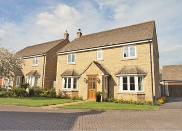 Thumbnail 4 bed detached house for sale in Willows Lodge, Stratton Audley