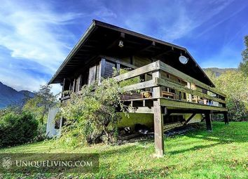 Thumbnail 4 bed villa for sale in Les Houches, Chamonix, French Alps