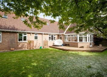 Thumbnail 6 bed detached bungalow for sale in High Street, Burwell, Cambridge