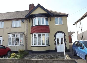 Thumbnail 3 bed end terrace house to rent in Whitgreave Street, West Bromwich